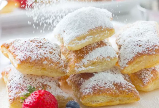 Puff pastry french toast recipe, best french toast recipe ever.