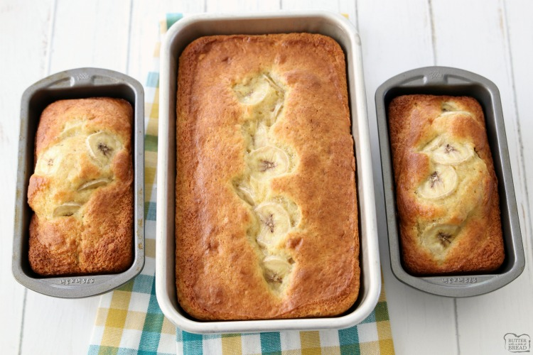 How to make bananna bread