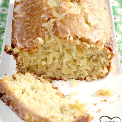 PINEAPPLE QUICK BREAD