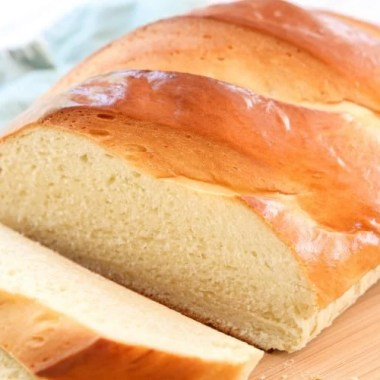 homemade soft french country bread