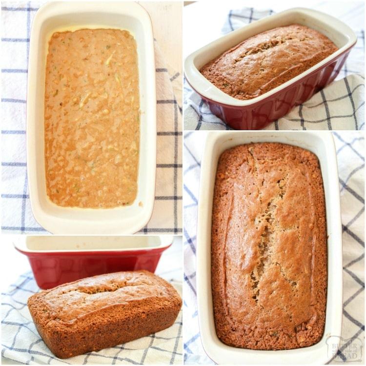 Ceramic bread pan