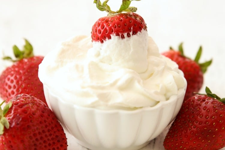 How to Make Almond Whipped Cream