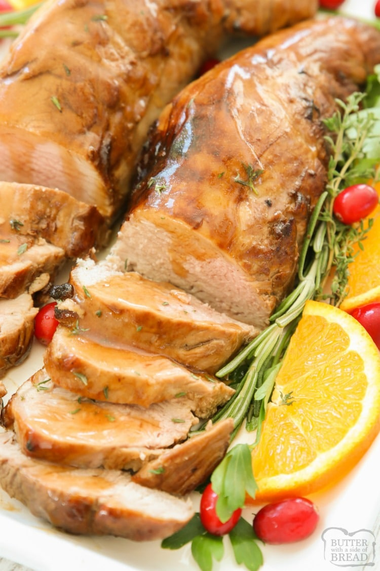 pork tenderloin marinade recipe
