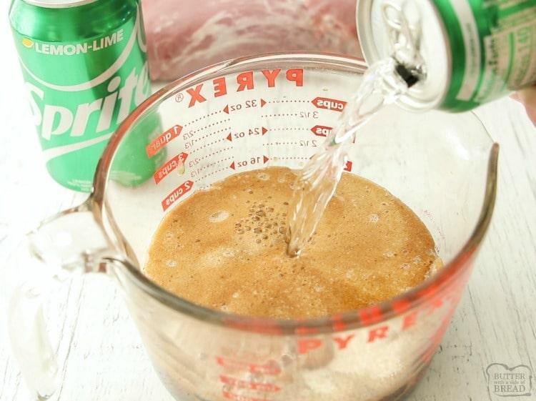 how to make pork tenderloin marinade recipe