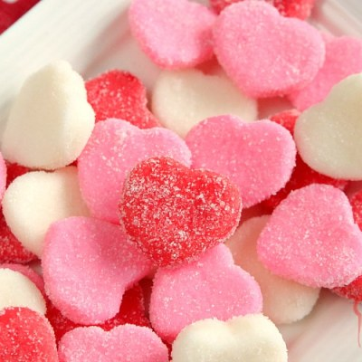 VALENTINES CREAM CHEESE BUTTER MINTS