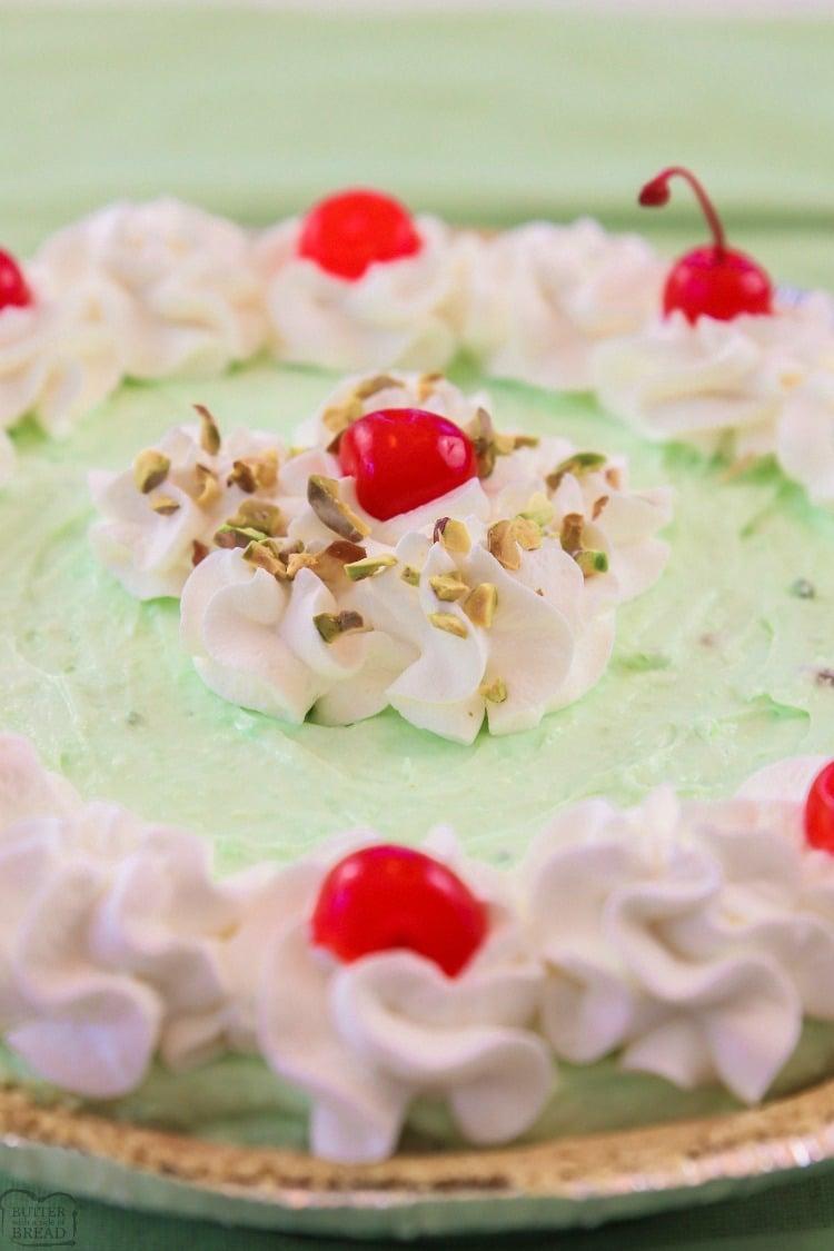 How to make Easy Pistachio Cream Pie