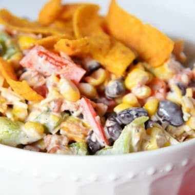 Easy Fritos Corn Salad recipe