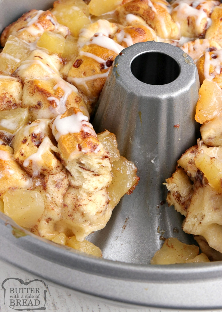2 ingredient monkey bread