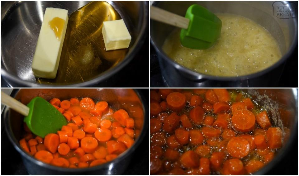 how to make Easy Maple Glazed Carrots