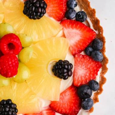 Easy Fruit Tart Recipe