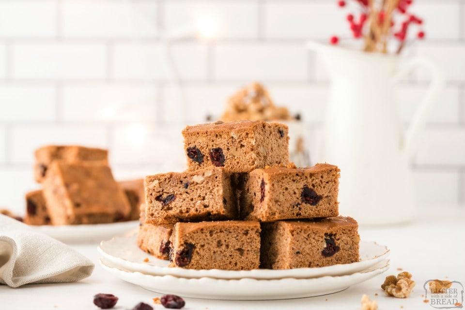 Best Honey Gingerbread Cake recipe