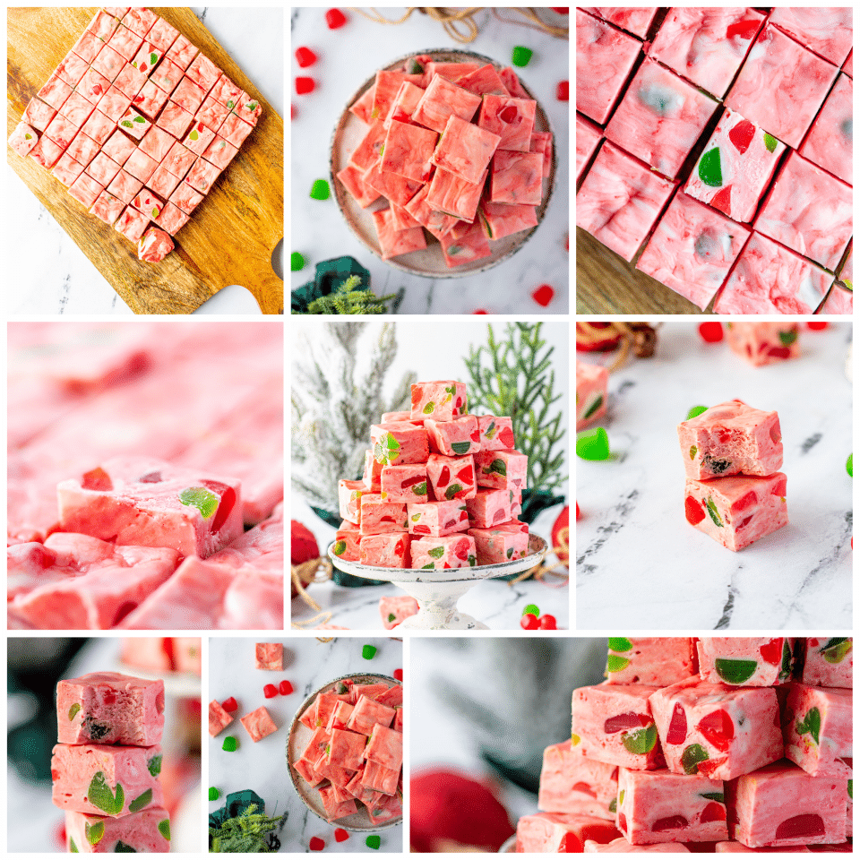 Homemade Brach's Peppermint Nougat Candy recipe