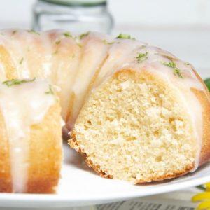 Lime Pound Cake Recipe