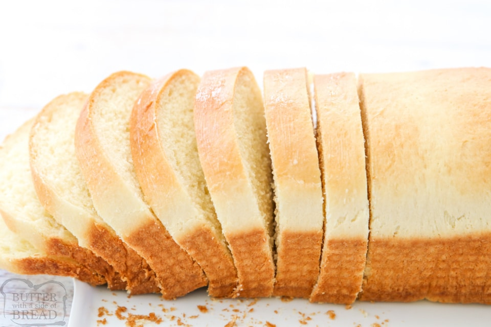 How to make homemade bread with sour cream