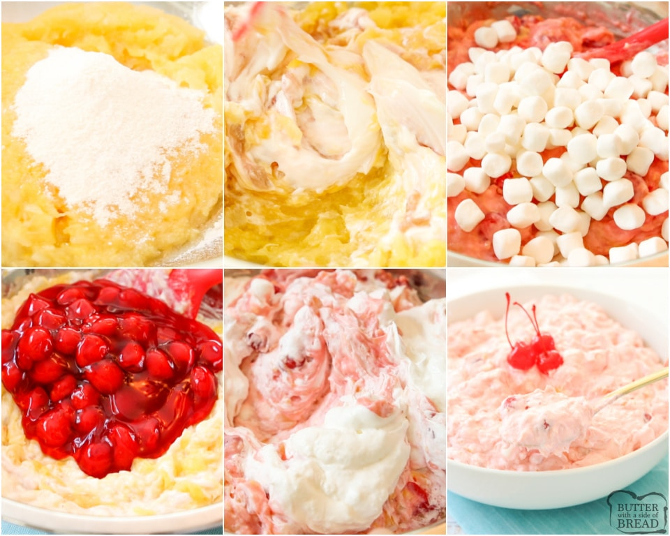 How to make the best Cherry Fluff recipe