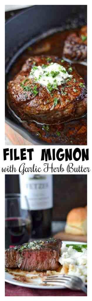 filet mignon recipe butter sauce