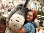 Eeyore character dining at Walt Disney World
