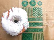 vegan doughnut from Whole Foods Market, Orlando