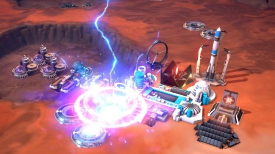 Offworld Trading Company Screen Shot
