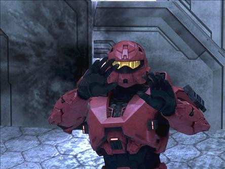 Halo 3 Jazz Hands