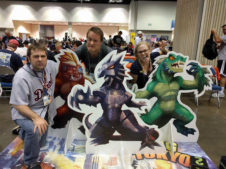 Giant King of Tokyo