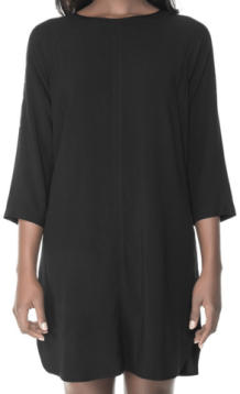Black tunic (Woolworths)