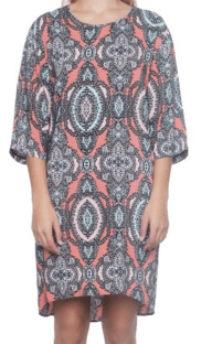 Printed tunic (Woolworths)