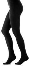 Woolworths - Black wool leggings