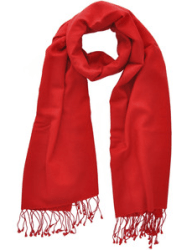 Woolworths - Red pashmina