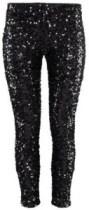 H&M: Sequined leggings