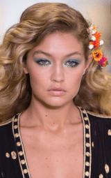 Harpers bazaar - Blue eye pale skin