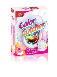 Box of colour catchers