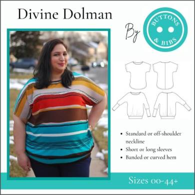 Divine Dolman Cover