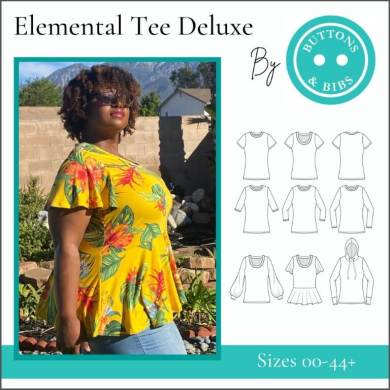 The Elemental Tee Deluxe - Cover
