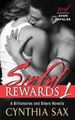 GIVEAWAY: Sinful Rewards by Cynthia Sax