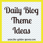Themed posts: Curating creativity with weekly inspiration