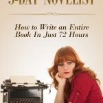 Start your 3 Day Novel off right by reading this book