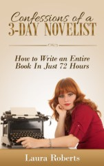 Confessions of a 3-Day Novelist