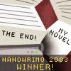 nanowrimo2003winner