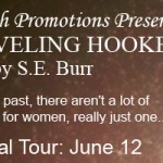 Time Traveling Hookers: An excerpt + #giveaway from S.E. Burr