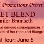 Secret Blend: An excerpt + #giveaway from Jennifer Bramseth