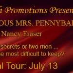 #HumpDayReviews: The Mysterious Mrs. Pennybaker by Nancy Fraser
