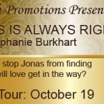 A Princess is Always Right: An excerpt + #giveaway from Stephanie Burkhart