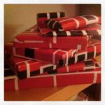 Photo of the Day: Quite the stack of gifts arrived today from my #TBTBSanta Secret Santa, woohoo!