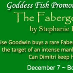 The Fabergé Secret: An excerpt + #giveaway from Stephanie Burkhart