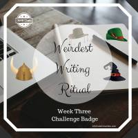 weirdest-writing-ritual