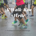 5K Walk/Run/Write, week 42