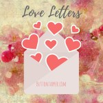 Love Letters: Accountability Group check-in, week 6