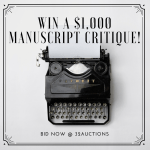 Win a $1,000 Manuscript Critique!
