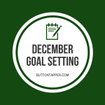 December goal setting: An annual tradition